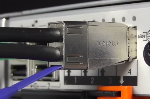 Storwize v3700 sas cable