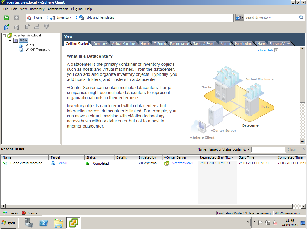 VMware View XP 29