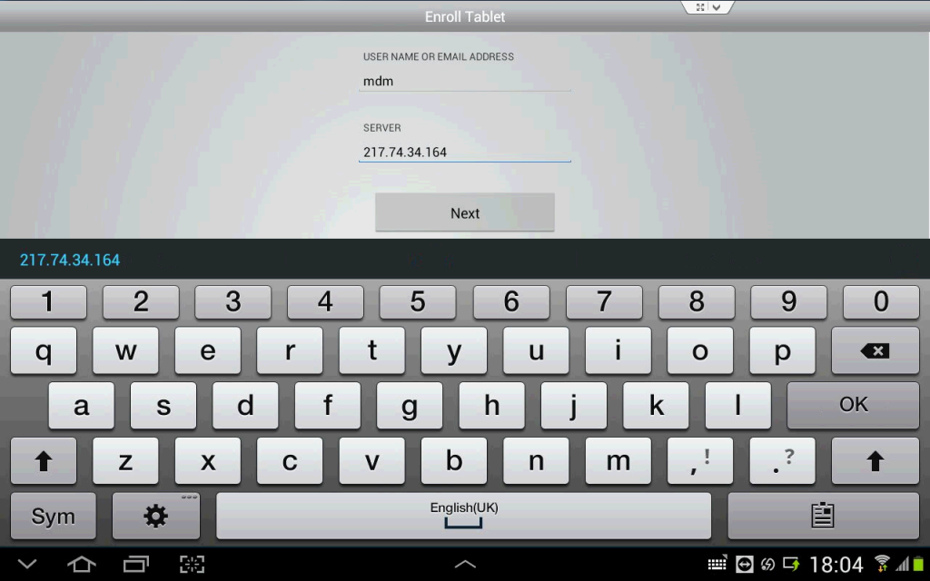 Citrix Connect Android 13
