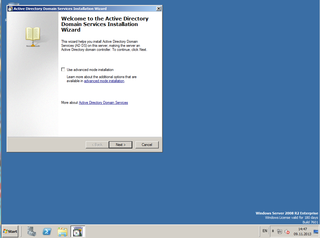 Citrix XenDesktop 7 Active Directory 004