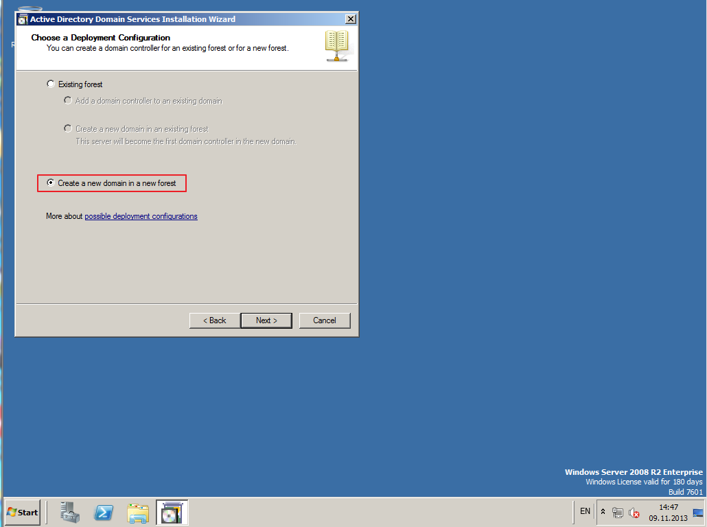 Citrix XenDesktop 7 Active Directory 006