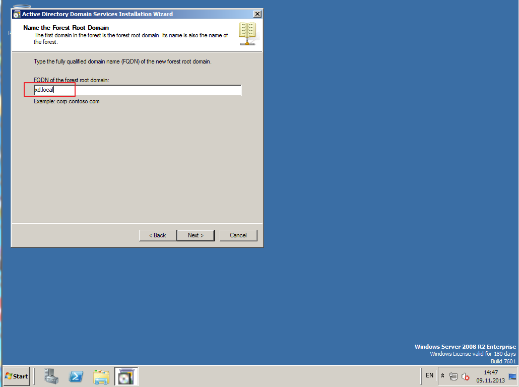 Citrix XenDesktop 7 Active Directory 007