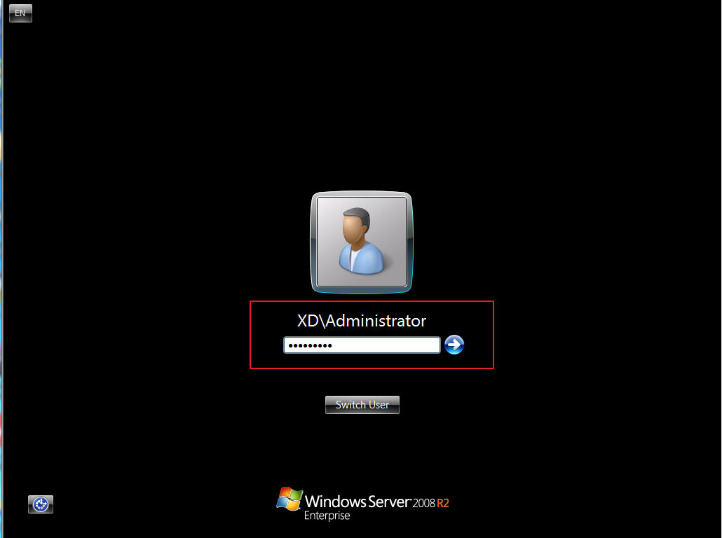 Citrix XenDesktop 7 Active Directory 016