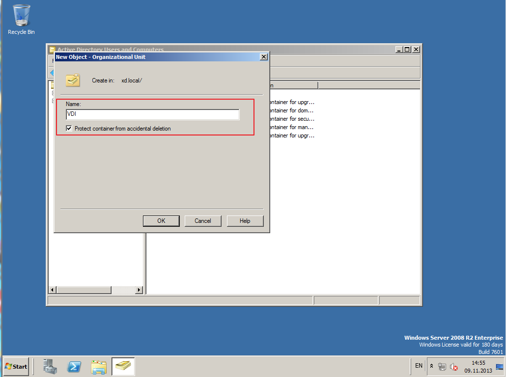 Citrix XenDesktop 7 Active Directory 023