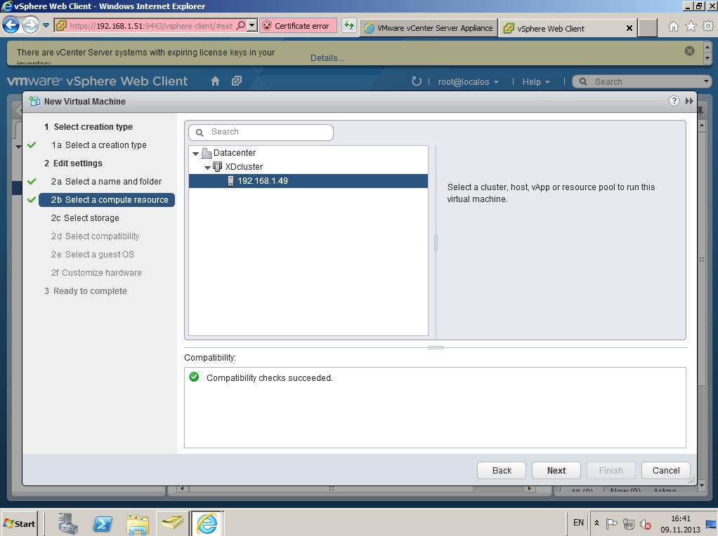 Download URLs for VMware vSphere Client – opvizor
