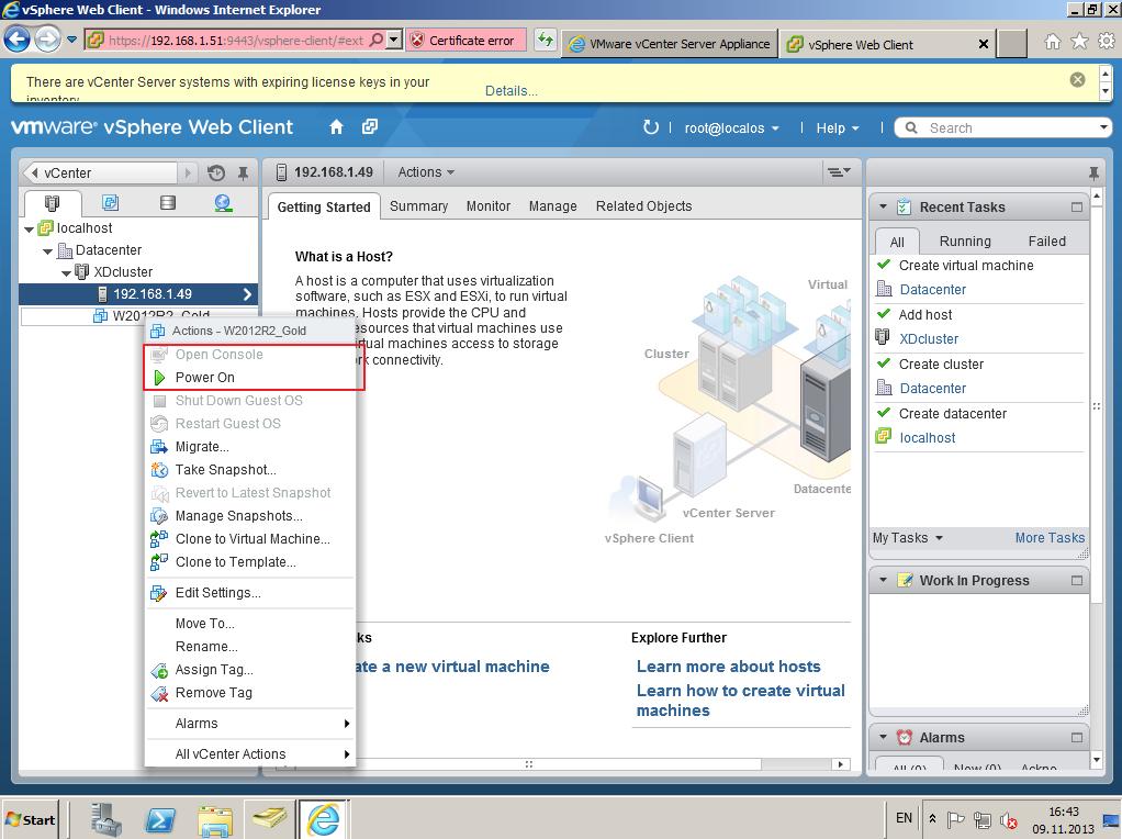 Citrix XenDesktop 7 Terminal server 009