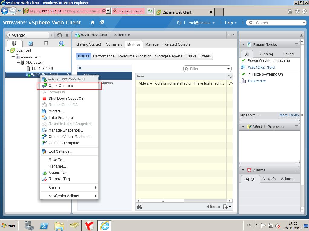 Citrix XenDesktop 7 Terminal server 014