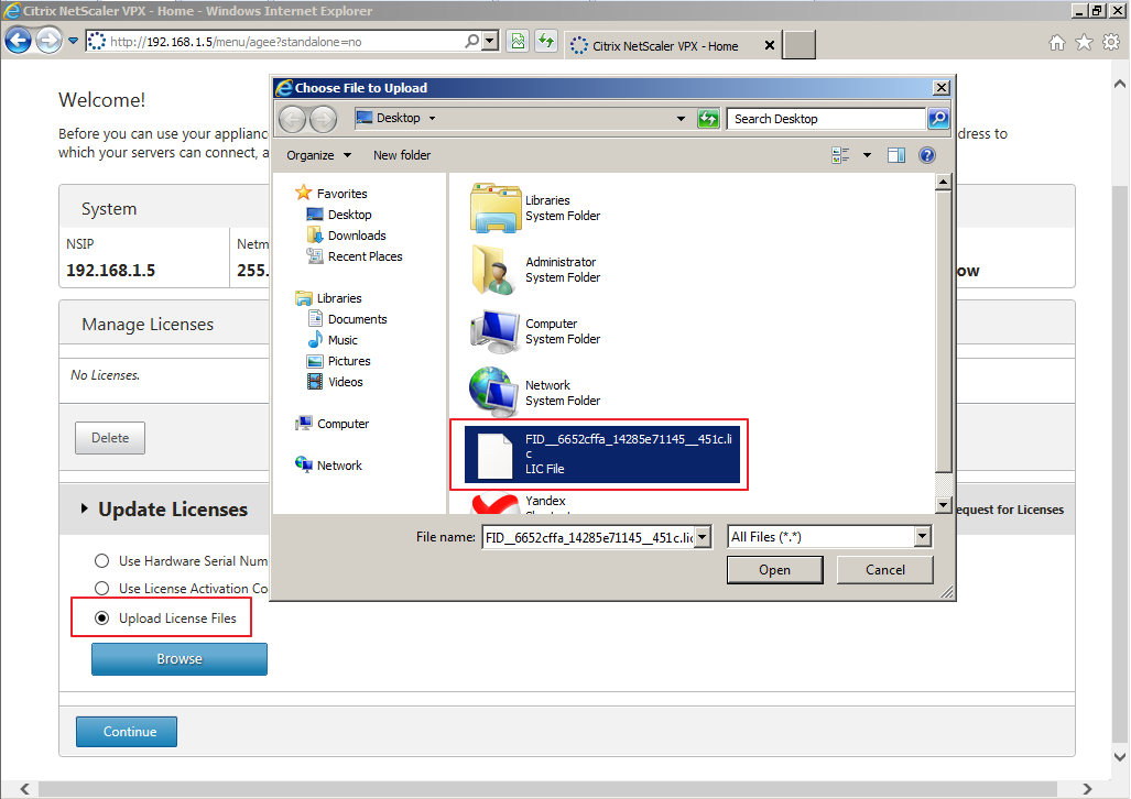 Citrix XenDesktop 7 Access Gateway 007