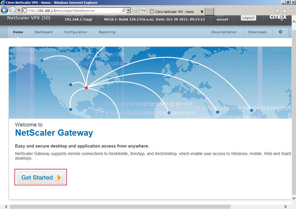 Citrix XenDesktop 7 Access Gateway 012