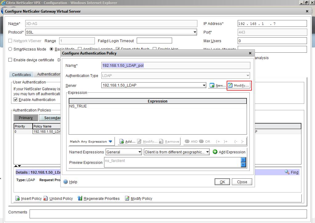 Citrix XenDesktop 7 Access Gateway 026