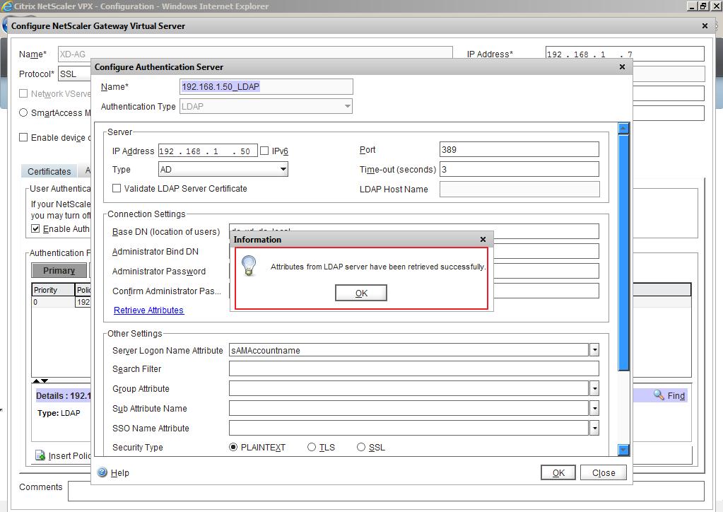 Citrix XenDesktop 7 Access Gateway 028