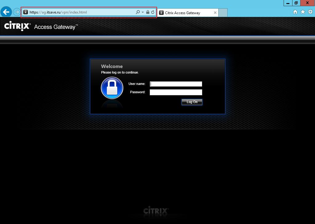 Citrix XenDesktop 7 Access Gateway 038