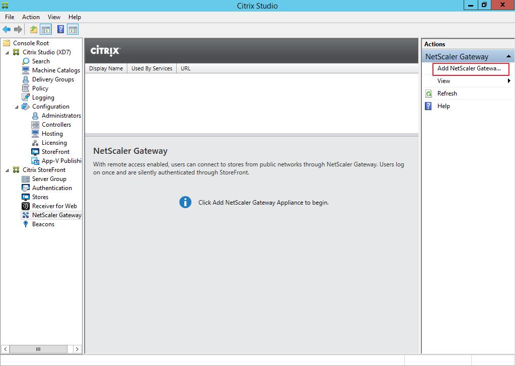 Citrix XenDesktop 7 Access Gateway 040