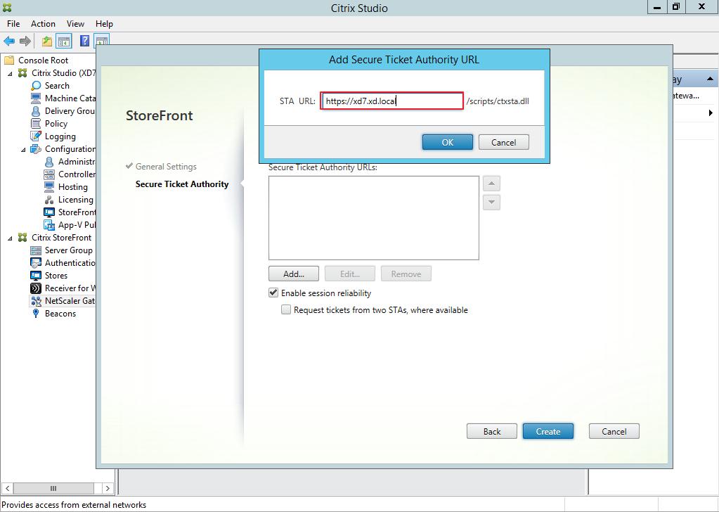 Citrix XenDesktop 7 Access Gateway 042