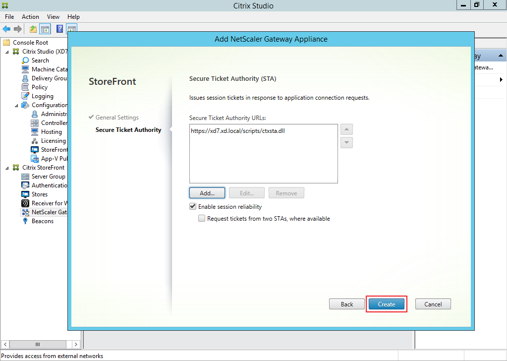 Citrix XenDesktop 7 Access Gateway 043