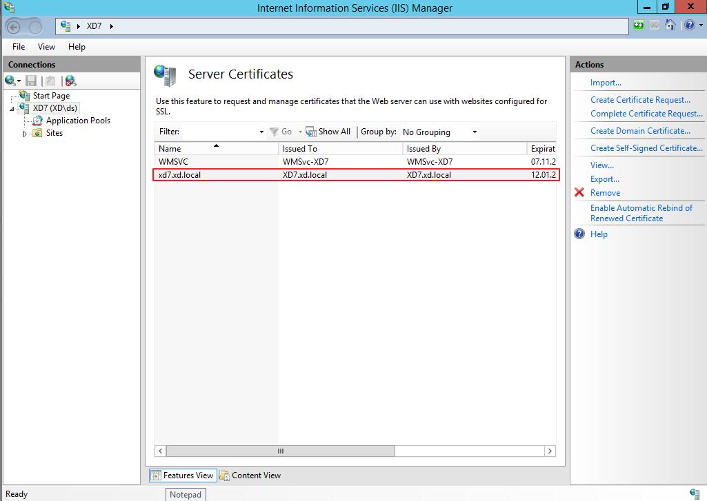 Citrix XenDesktop 7 Access Gateway 049