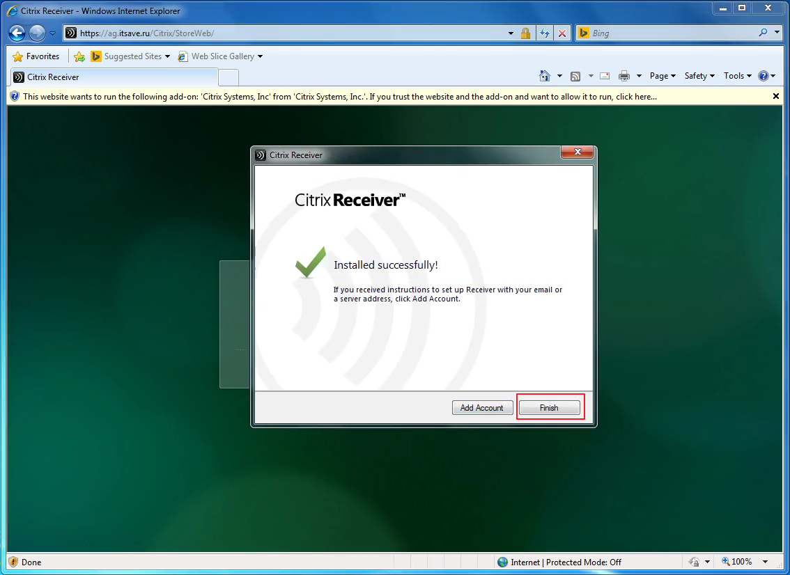Citrix XenDesktop 7 Access Gateway 067