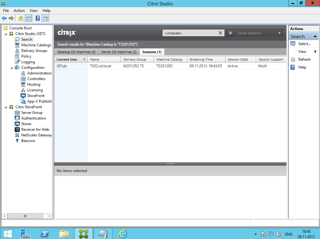 Citrix XenDesktop 7 Receiver 09