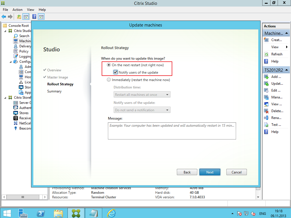 Citrix XenDesktop 7 Soft Installing 016